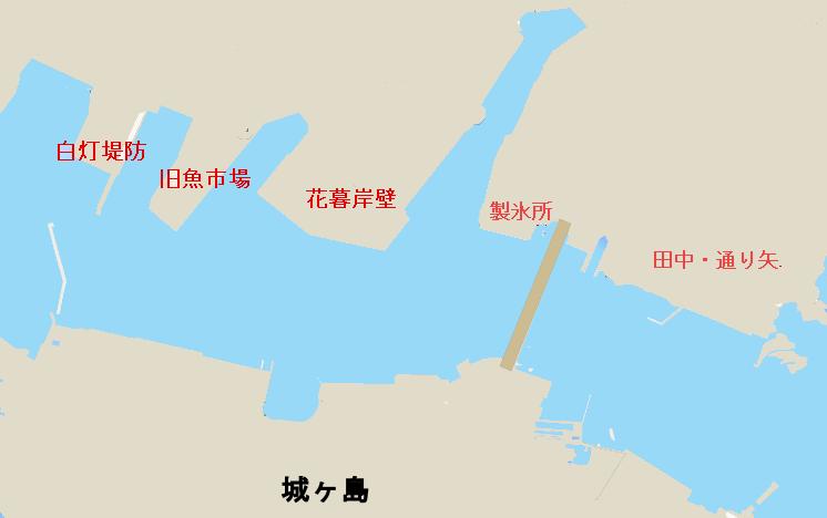 三崎港全景