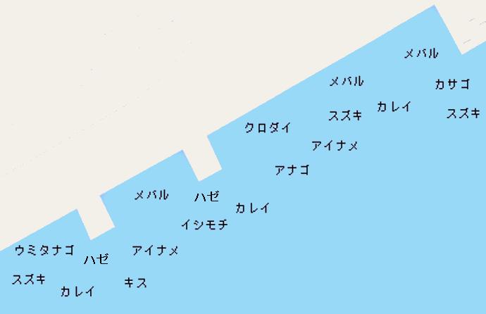 水江町公園ポイント図