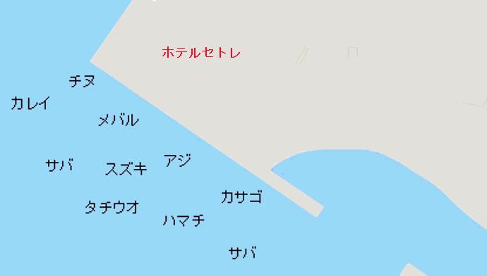 アジュール舞子ポイント図
