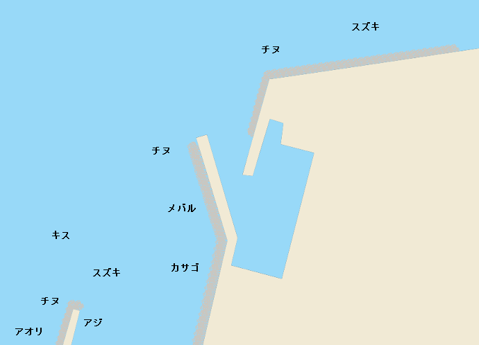 湯浅広港のポイント