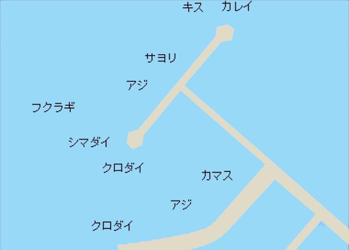 石田フィッシャリーナポイント図
