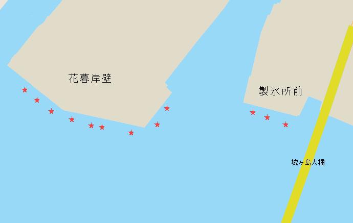 三崎港アジポイント