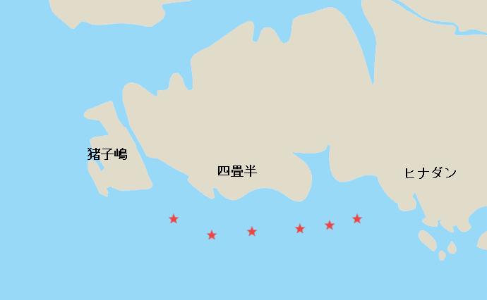 城ヶ島青物ポイント