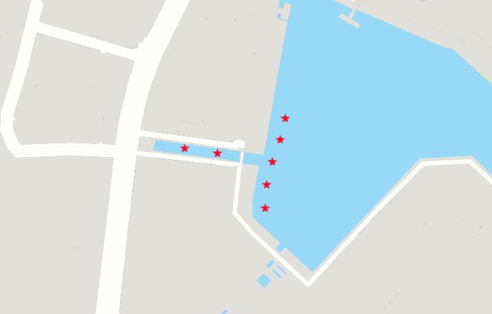 末広運河ハゼポイント