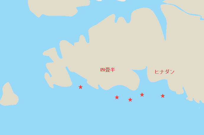 城ヶ島マダイポイント
