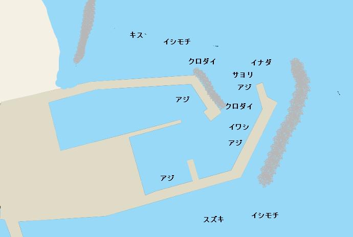 前原フィッシャリーナポイント図