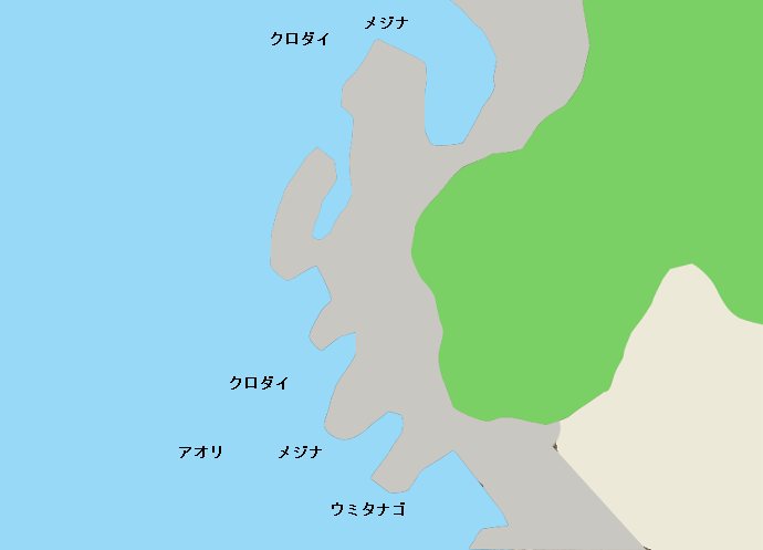 タル山下ポイント図