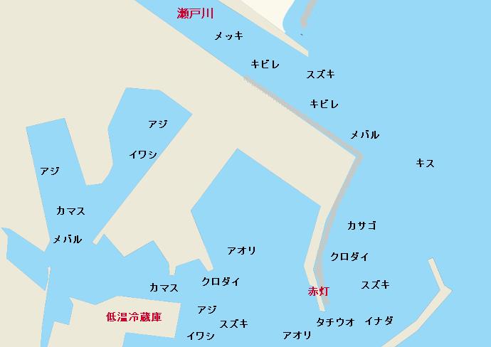 焼津港のポイント