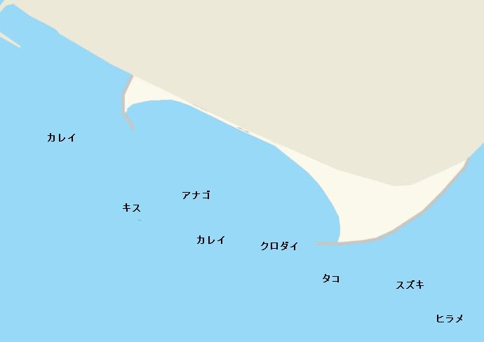 浜名湖弁天島海浜公園のポイント