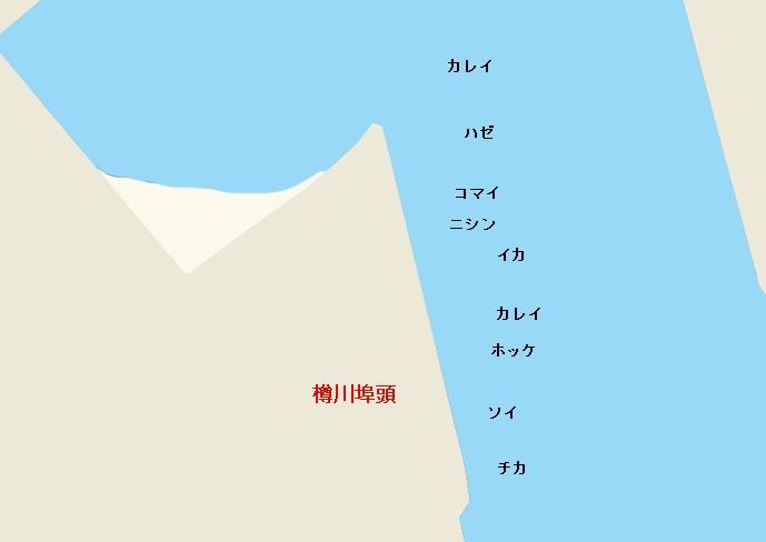 石狩湾新港樽川埠頭