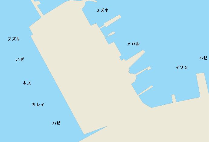 木更津港のポイント