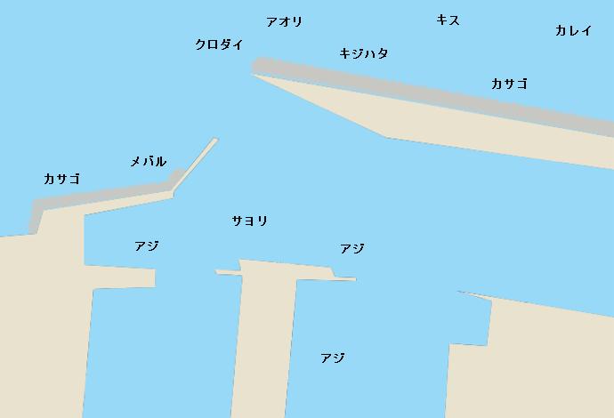魚津漁港のポイント