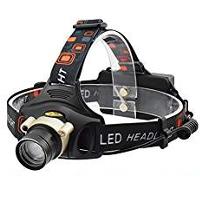 Taotuo  LED 充電式 ヘッドライト 1200ルーメン