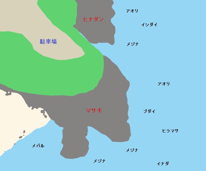 城ヶ崎ヒナダン・マサキのポイント