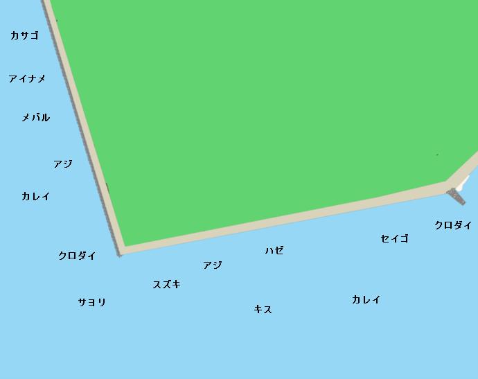 豊川浄化センターポイント図