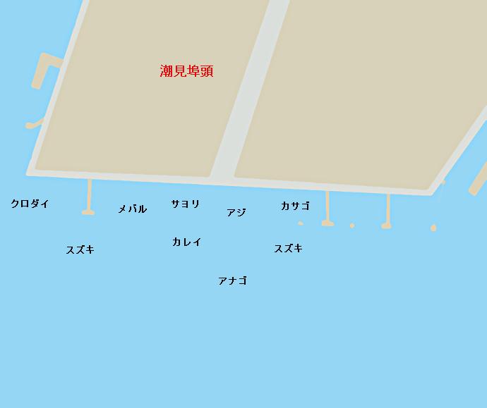 9号地ポイント図