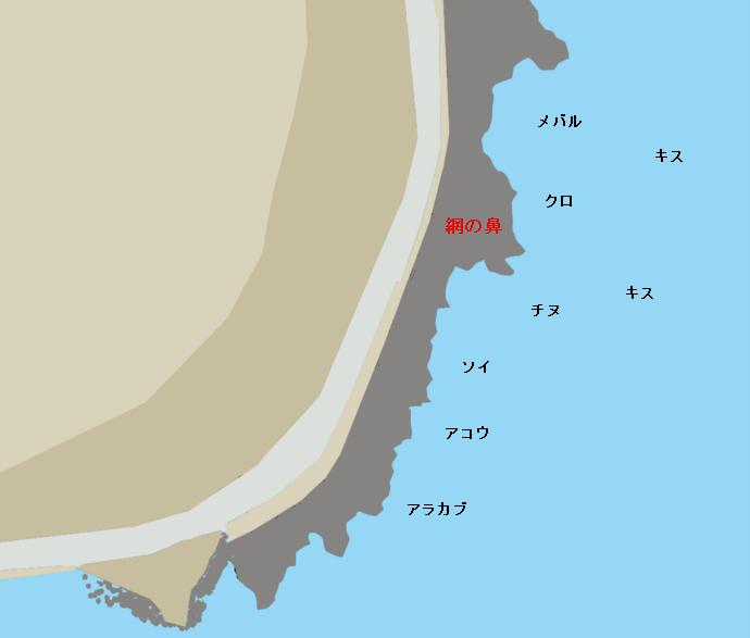 白野江ポイント図