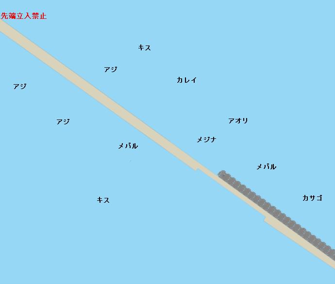 金沢港ふれあい広場のポイント