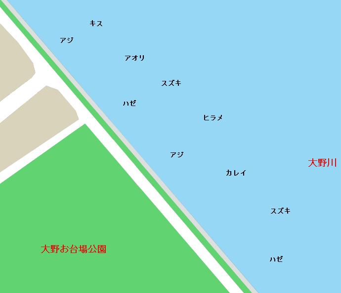 金沢港大野地区のポイント