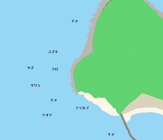 串崎ポイント図
