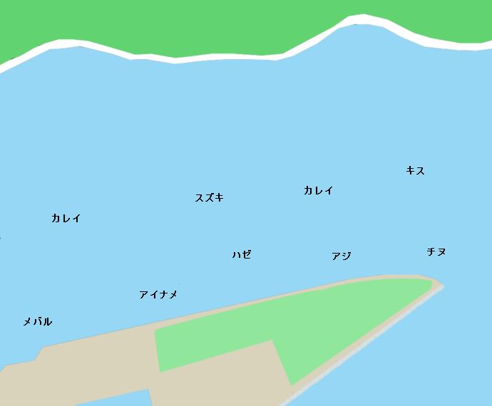 境水道のポイント