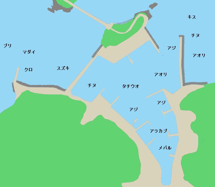 樺島のポイント