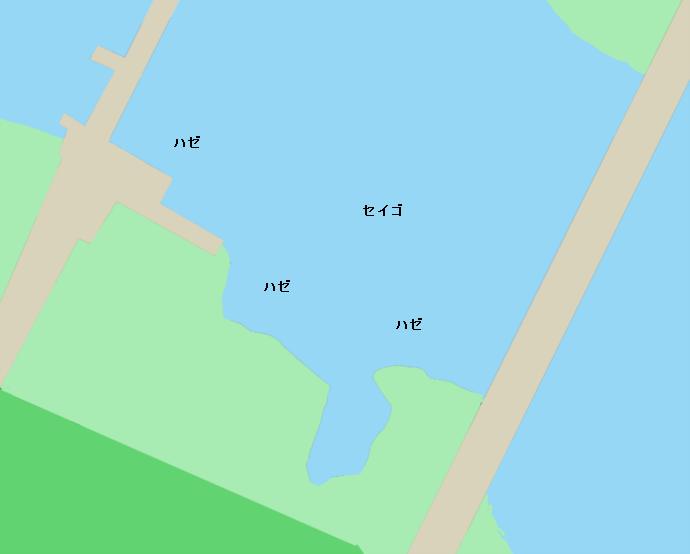 江戸川放水路(行徳橋周辺)のポイント