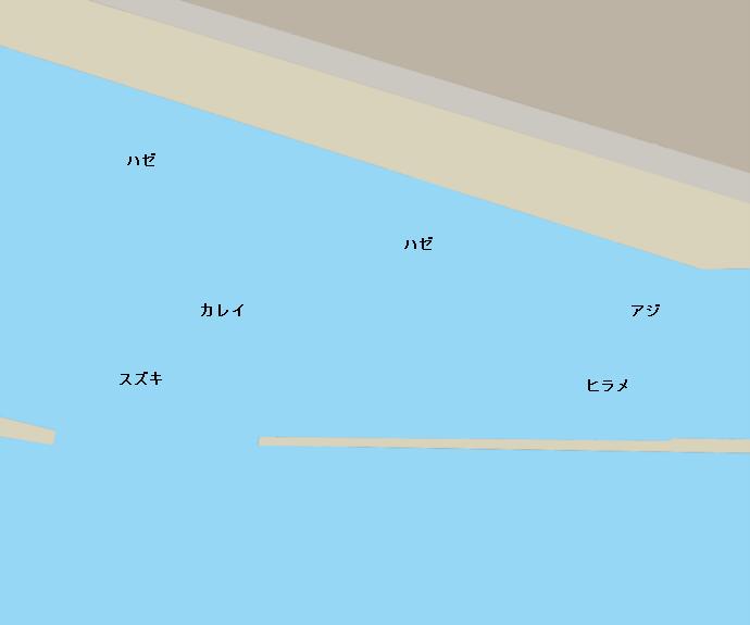 波崎リバーサイド公園ポイント