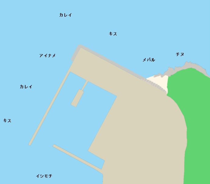 ゴマジリポイント図
