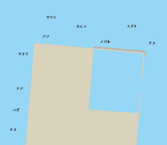 G地区ポイント図