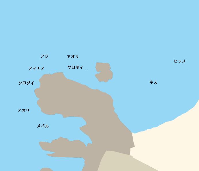 川尻ポイント図