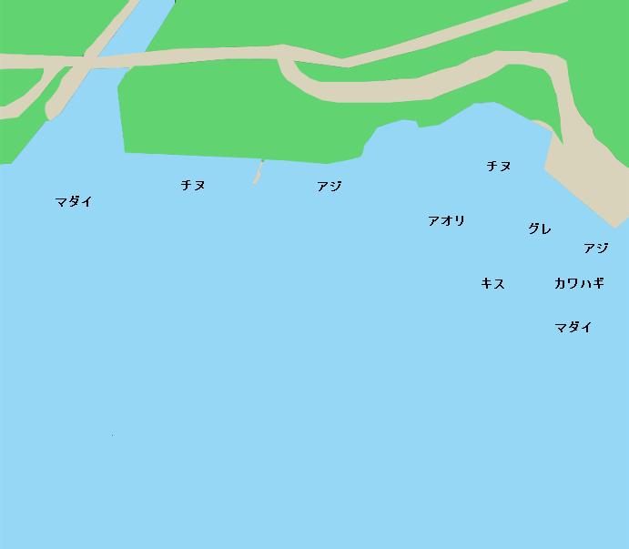 蒋淵周辺のポイント