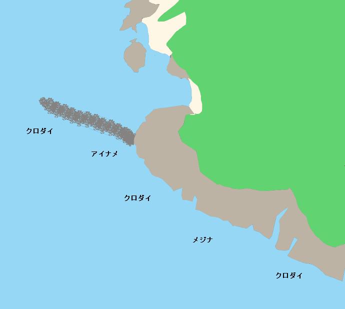 賽の河原ポイント図