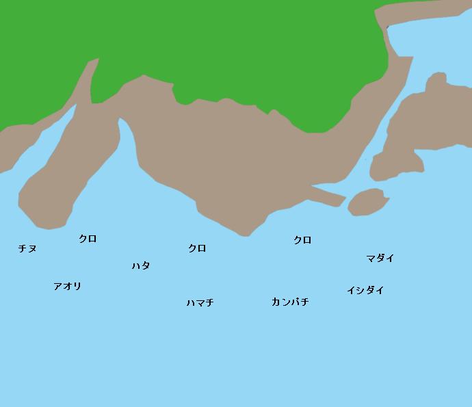 サンポウポイント図