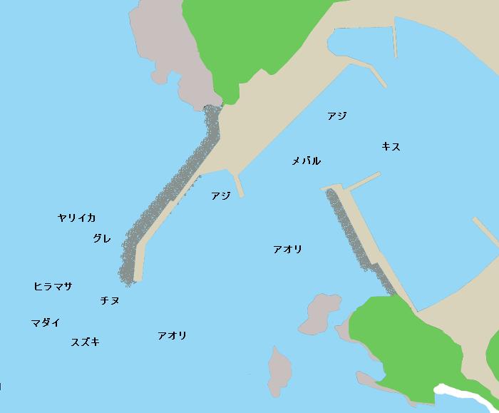 五十猛漁港