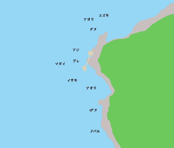 松ヶ崎(中ノ島)