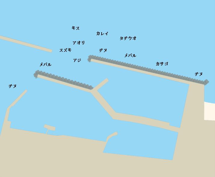 周防大島久賀漁港