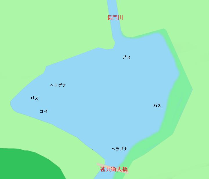 印旛沼北部調整池のポイント