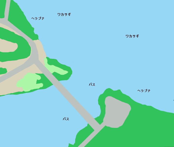 相模湖勝瀬橋付近