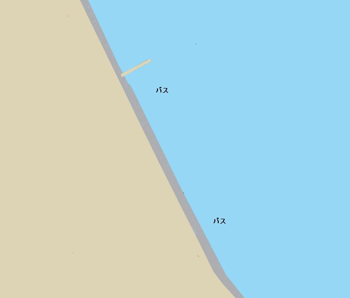琵琶湖御殿浜周辺のポイント