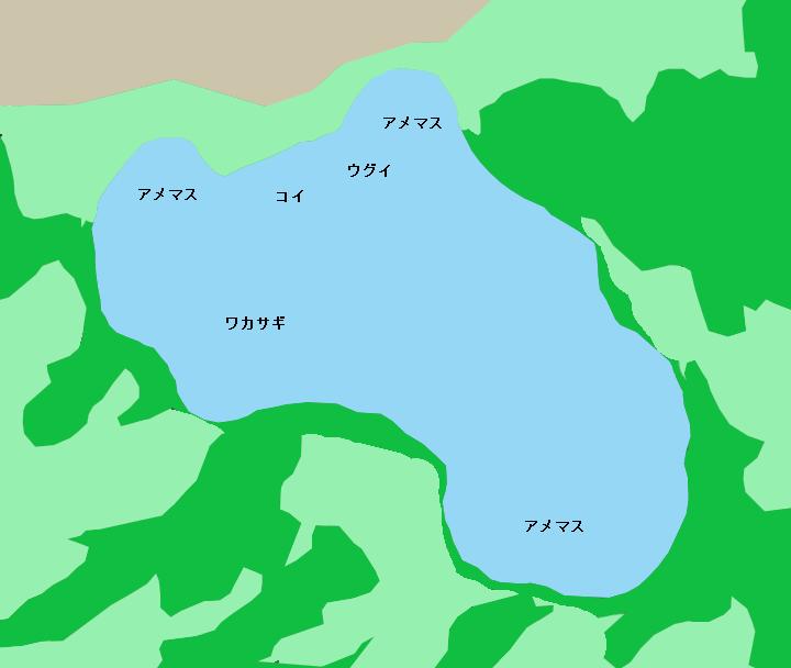 礼文島久種湖のポイント