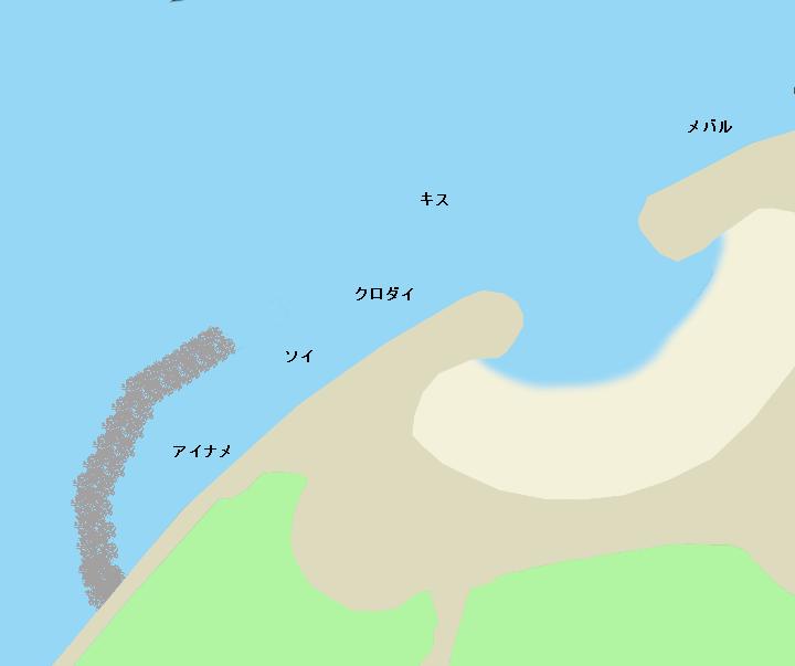 新設海浜公園ポイント図
