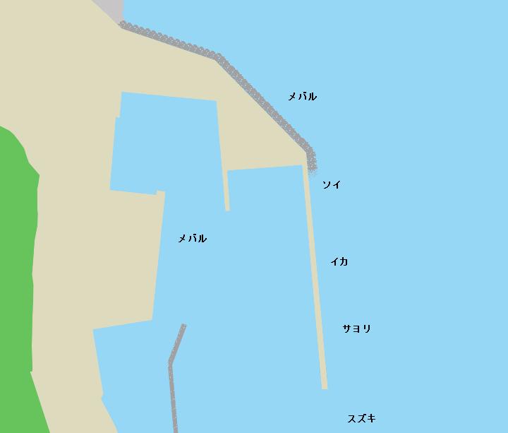 東滝漁港<