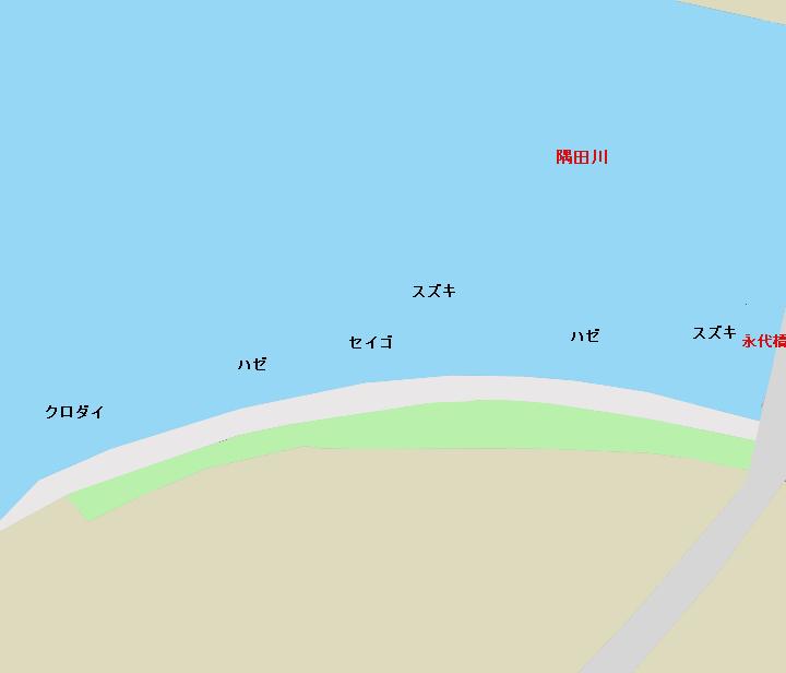 永代公園ポイント図