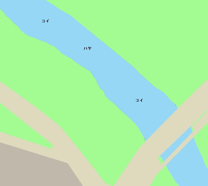 引地川六会橋
