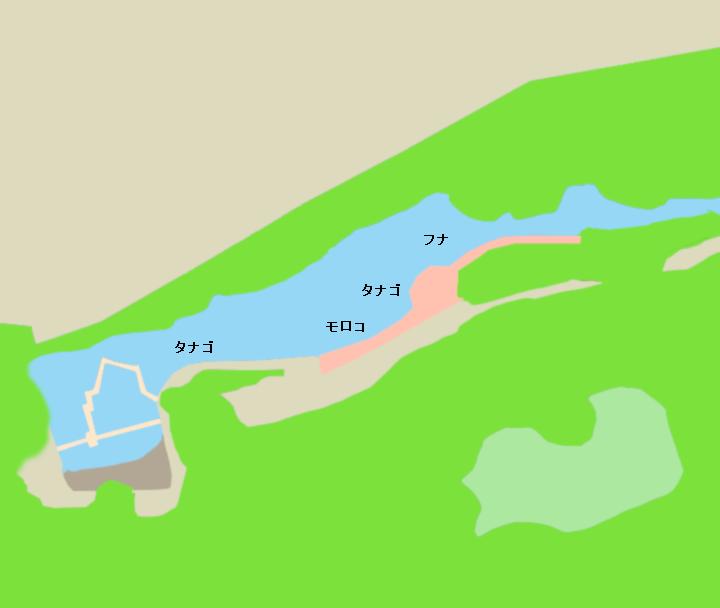 平和の森公園ひょうたん池