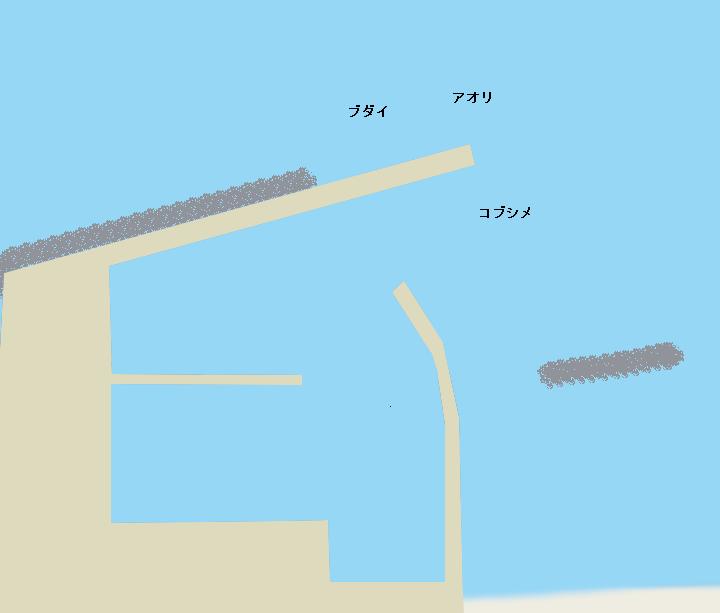 奄美大島今里漁港