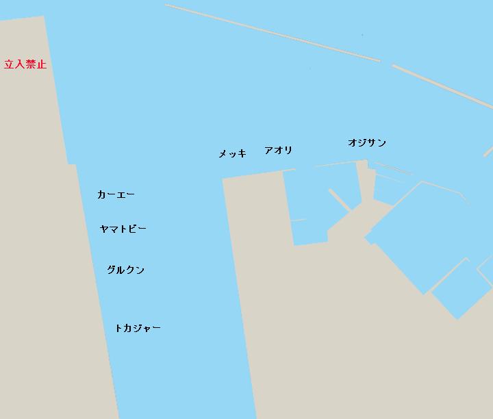 石垣島石垣港