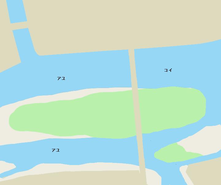 球磨川中川原公園