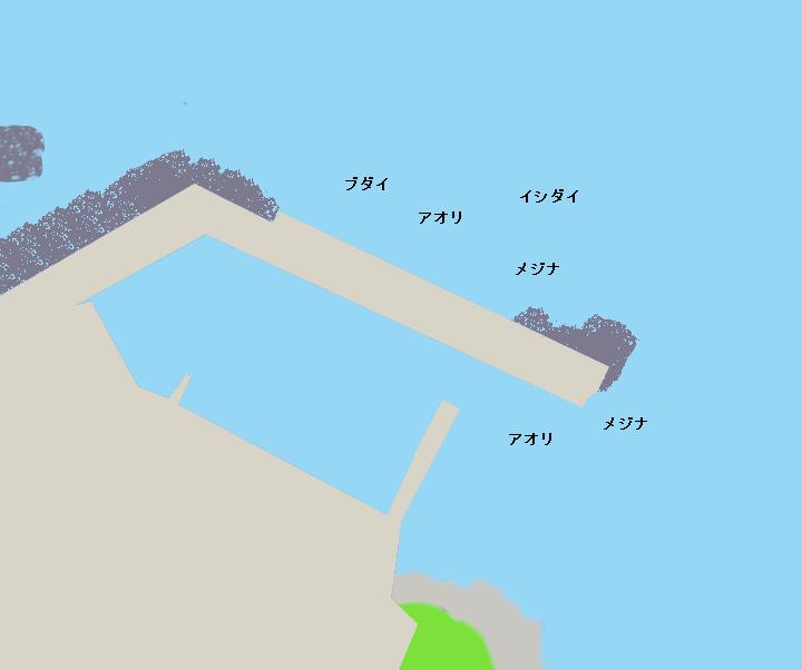 伊豆大島野増漁港